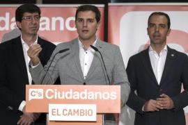 Ciudadanos no formará parte de gobiernos «hexapartitos como en Balears»