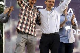 Pablo Iglesias pide «echar» a «la gentuza» del PP a los que llama ladrones y traidores a la patria