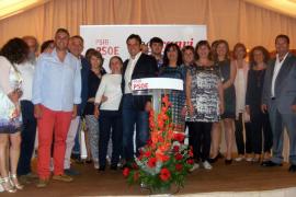 Armengol: «Comienza un tiempo nuevo de acuerdo, diálogo, consenso y de hacer valer la voz de Balears»