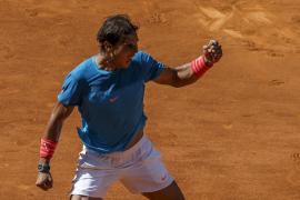 Nadal: «Antes de empezar el torneo no sabía si pasaría la primera ronda»