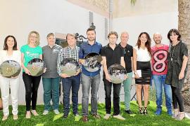 Los Ciutat de Manacor premian el arte y el compromiso con el catalán