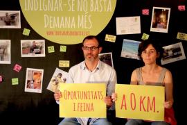 Barceló: «No queremos más jóvenes baleares preparados trabajando fuera, los queremos aquí»
