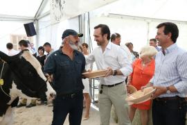 Bauzá defiende ayudar al sector del campo  «porque es estratégico y lo hemos demostrado»