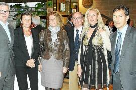Conferencia del presidente de BMN, Carlos Egea