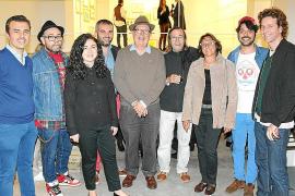 Exposción de Albert Terrón y Albert Pinya