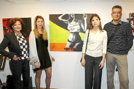 Exposición de Laura Villarino