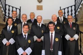 Toma de posesión de nuevos magistrados para Palma e Inca