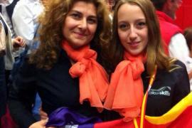 Una alumna del IES Josep Sureda gana la medalla de bronce en Spainskills