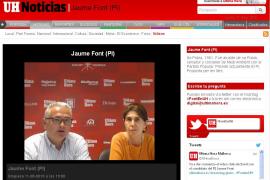 «Pactaremos con quien tenga influencia en Madrid para cambiar la financiación»
