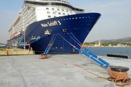 Palma se beneficiará hasta octubre del mayor número de cruceros de su historia