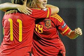 La selección española recluta para el Mundial a Virginia Torrecilla