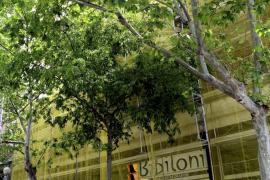 Paralizada la demolición de Can Bibiloni