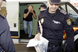 Detenido un funcionario de Cort en relación con la corrupción policial en la Platja de Palma
