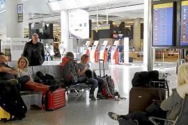 Son Sant Joan batió en abril su primer récord de pasajeros del año