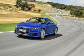Nueva serie especial 'S line Edition' para el Audi TT
