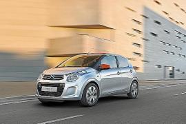 El Citroën C1 estrena el equipamiento de seguridad 'Active City Break'