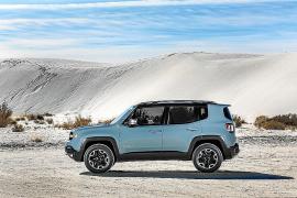 Jeep Renegade Trailhawk, el nuevo tope de la gama