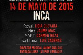 'Toca la música', cuatro microconciertos en Inca
