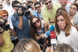 Susana Díaz ordena paralizar la reapertura de la mina de Aznalcóllar