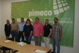 Pimeco pide a Som Palma y Podem que velen por el pequeño comercio