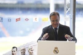 Florentino lamenta el final de una temporada «dispar»