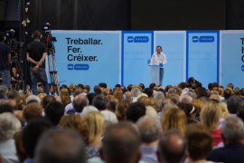 Bauzá reclama al presidente del Gobierno mejoras en la financiación de Balears