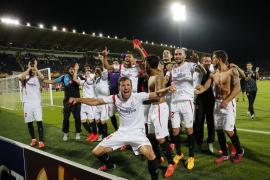 El Sevilla vuelve a ganar y se mete en su cuarta final