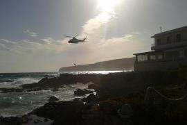 Dan de alta a los tres supervivientes del naufragio en Formentera