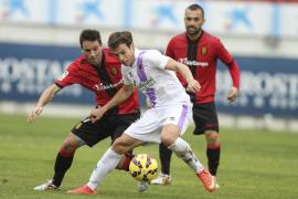 El Mallorca quiere sumar en Soria los puntos de la salvación