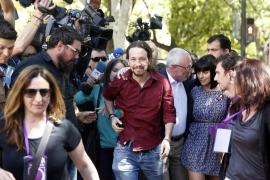 Pablo Iglesias define a Podemos como el movimiento heredero del 15M