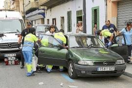 El acusado de degollar a su exnovia en Palma: «No sé cómo llegó el cuchillo al cuello»