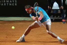 Wawrinka aparta a Nadal de la semifinal en Roma
