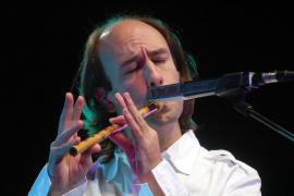 La gaita universal de Carlos Núñez regresa a Mallorca