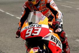 Márquez recupera confianza y se lleva la pole en Le Mans