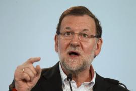 Rajoy: « El PP pacta con la gente y no con los que acaban de llegar»