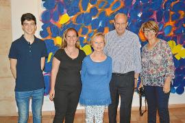Exposición de Jaume Prohens en Campos