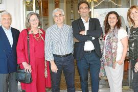 Cata solidaria en los rotarios para Sonrisa Médica