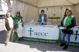 AECC instala este martes su carpa contra el cáncer de piel en verano