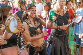 La música solidaria de Las Dalias