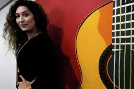 Estrella Morente, en concierto este martes en Palma