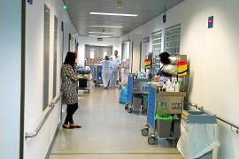 El hospital de Manacor reabre media cuarta planta con 13 pacientes y vuelve a la normalidad