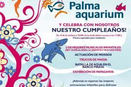 Tercer aniversario del Palma Aquarium