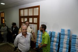 Castro, tras remitir el caso a la Audiencia: «No sé si bien o mal, pero el trabajo se ha hecho»