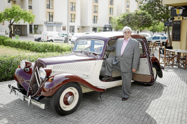 Citroën BL Stromberg fabricado en 1953