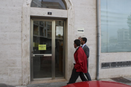 Joan Simonet niega ante el juez que acosara a la trabajadora de la limpieza