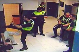 La Fiscalía elevará hasta cinco años su petición de cárcel al policía de las patadas