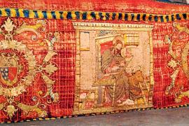 Las jerónimas aseguran que los cuadros «corren peligro» en el convento de Palma