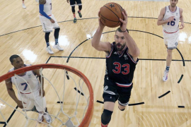 Eligen a Marc Gasol en el quinteto ideal de la NBA