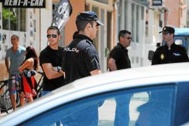 Detenido por romperle la mandíbula a  un hombre de un puñetazo en Palma