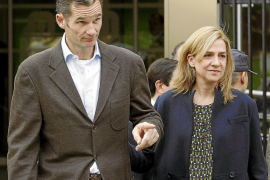 Hacienda apoya la rebaja de la fianza de la Infanta por el delito fiscal de su marido